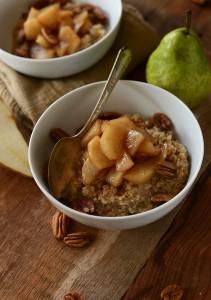 oatmeal with evoo