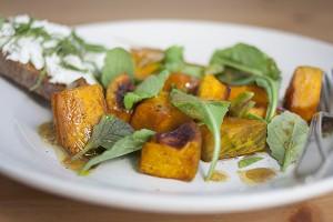 squash-salad